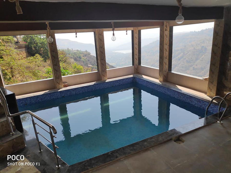 Beautiful Bungalow in Panchgani